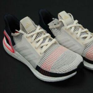 Adidas Ultraboost 19 - B37705 - Black, White, Red